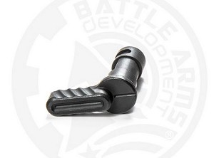 Battle Arms Enhanced Single Side Safety Selector - BAD-E4S-IC