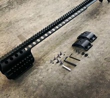 Black Aces Quad Rail Breacher Barrel
