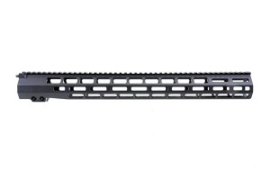 "GGP 18"" .308/7.62 DPMS High Profile M-LOK HANDGUARD GREY GHOST PRECISION"