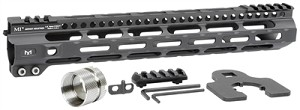 "Midwest MI Ultra Lightweight 12.625"" One Piece Free Float M-LOK Handguard"