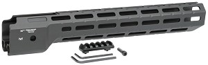 "Midwest MI 14"" Extended Ruger PC9 M-Lok Hand Guard PC Carbine MLOK"