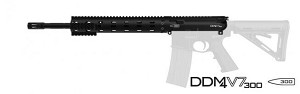 Daniel Defense 300BLK URG V7 300 Blackout AR15 Upper No Sights