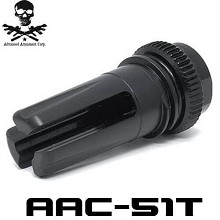 AAC 51T BLACKOUT Flash Hider Advanced Armament