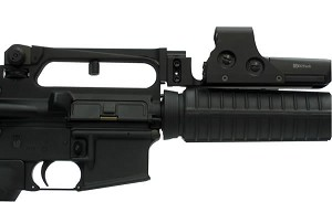 Midwest Industries Adjustable Cantilever AR15 Carry Handle Mount MI Eotech