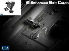Strike Industries SI-AR-EBC AR15 Enhanced Bolt Catch EBC AR-15