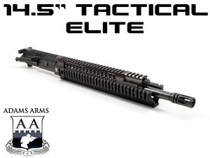 "Adams Arms 5.56 Midlength 14.5"" Tactical Elite Piston Upper 5.56 UA-14.5-M-TE-556"