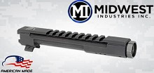 Midwest Industries MI-AKRGT AK Top Railed Gas Tube AK47 Rail