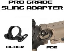 Troy Professional Grade Rifle Receiver Sling Adapter
