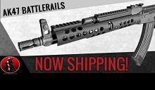Troy Industries AK47 Long Rail Bottom AK-47