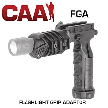 Command Arms FGA Flashlight Adapter Vertical Forward Grip CAA