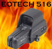EOTech 516.A65 Holographic Sight L3 USA 516 Hardcase