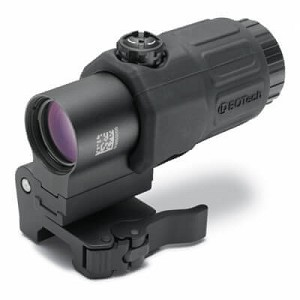 Eotech G33.STS Magnifier 3.25 Power Quick Switch To Side AR15