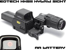 Eotech Holographic Hybrid Sight HHS III 518.2 G33.STS Magnifier