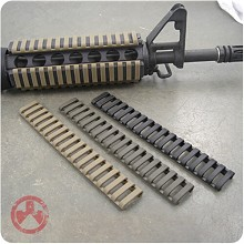 MAGPUL Ladder Style Panel Protector MAG013 Rail Covers by ERGO