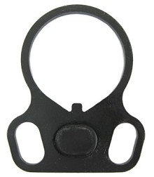 AR15 2-Loop Sling Adapter End Plate by Mako Tactical