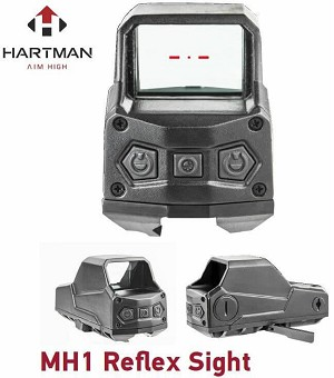Command Arms CAA MH1 HARTMAN Red Dot Reflex Sight MSE AQC AR15