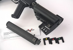 VLTOR RE-47 AK47/AKM/AKS Stock Adapter and Extension for Stamped