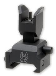 GG&G Spring Actuated Flip Up Front Sight AR15 Forearm GGG-1393