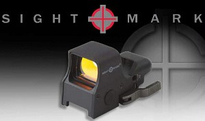 Sightmark Ultra Shot QD Digital Switch Red Dot Reflex Sight AR15