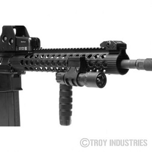 "Troy BattleRail Alpha .308 Choose 12"" 13.8"" or 15"" DPMS LP HP or Armalite"