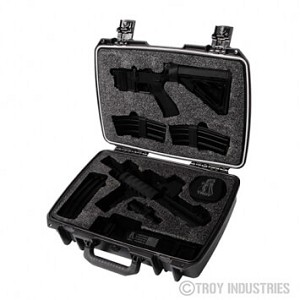 Troy Storm Rifle Covert Hard Case AR15 AR-15 M7