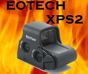 EOTECH XPS2-0 SHORTEST LIGHTEST HOLOSIGHT XPS XPS2-2 XPS2-300
