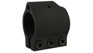 YHM-9387 Bull Barrel Gas Block .936 Diameter AR15 AR-15 Low Pro