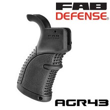 FAB Defense AGR43 Rubberized Pistol Grip AR15 M16 M4 AR-15 Mako