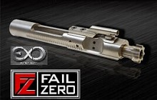 Fail Zero EXO M16 Bolt Carrier Group BCG AR15 Failzero Nickel