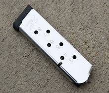 C Products 1911 8rd Magazine .45 ACP Electropolished