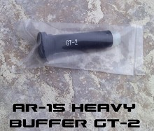 Guntec USA GT-2 AR15 Heavy Buffer 4.4 oz Carbine AR-15