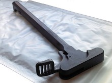 Guntec USA AR15 Charging Handle with Tactical Latch AR-15