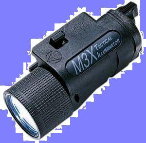 Streamlight Insight M3X Tactical Illuminator Weapon Flashlight