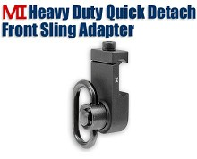 Midwest Industries Offset QD Sling Adapter MI Quick Detach