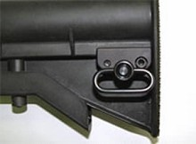 Midwest Industries Collapsible Stock QD Rear Sling Adaptor Quick Detach