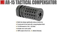 Midwest Industries MI-ARTC Tactical Compensator AR15 Comp AR-15