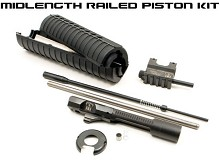 Adams Arms Mid Length Railed Low Mass Piston Kit Gas Conversion System MPS-D-ADA-LM