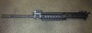 "CMMG Piston Upper 16"" M4 1/9 WASP 5.56/.223 ODIN Gen2 Upgrade"