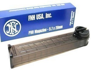 FN 30 or 50 round PS 90 ps90 5.7 5.7x28 Magazine