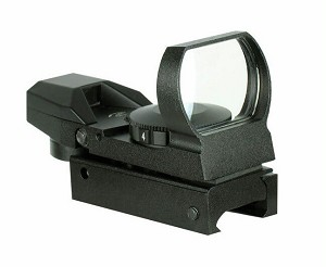Sightmark Sure Shot Reflex Red Dot AR15 Sight Black SM13003B