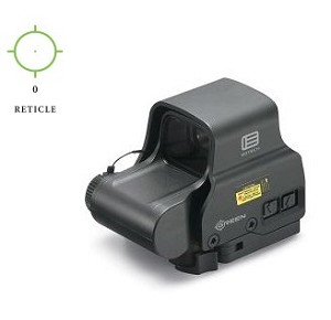 Eotech EXPS Model Green Holographic Sight Dot QD Lever