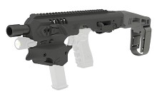 Command Arms CAA Micro Conversion Kit Roni Recon STAB Stabilizer Glock 17 19 22 23