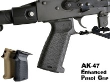 Strike Industries SI AK-47 Enhanced Pistol Grip AK47