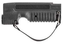 Streamlight 69602 TL-Racker Mossberg Shockwave White 1000 Lumens CR123A Lithium Battery Black Nylon