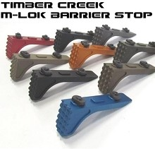 Timber Creek MLOK Hand Stop M-Lok Rugged Barrier Stop RBS