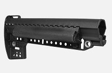 VLTOR Clubfoot A2 Full Length Rifle Stock ARM-2C AR15 Modstock - Black ARM-2C