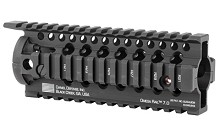 Daniel Defense Omega Rail 7.0 No Gunsmithing Drop In Free Float Quad Handguard