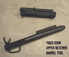 Tiger Rock Upper Receiver Tool AR15 Rod 223 5.56 AR-15 AR10 .308
