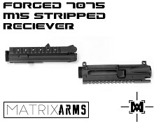 Matrix Arms AR15 Forged Stripped Upper Receiver 5.56 AR-15