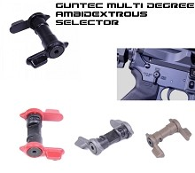 Guntec MULTI DEGREE Short Throw AMBI SAFETY Ambidextrous Selector